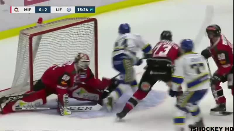 Malmö Redhawks Leksands IF HIGHLIGHTS