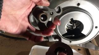 [Randomness] № 15 - «Как настроить кросс сцепления на Harley Davidson Sportster»