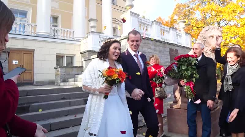 Свадебный видео фильм