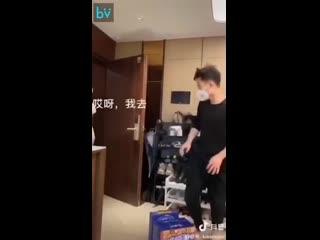 Как ходят в гости в Китае