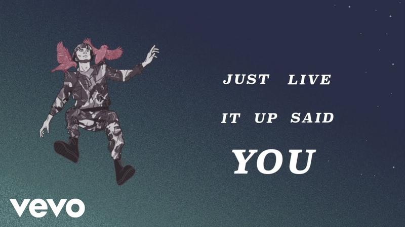 APRE Live It Up Lyric Video