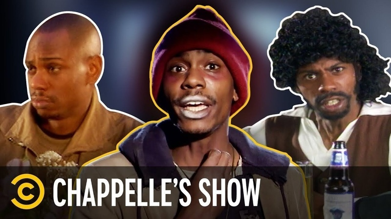 🔴 STREAMING NOW 24 Hours of Chappelles Show Sketches