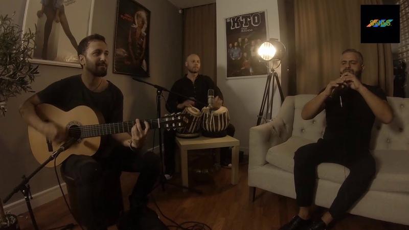 RELAXING MUSIC DUDUK GUITAR AND TABLA PRAYAG GROUPS BINGYOLI