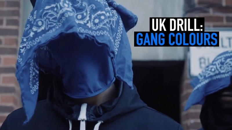 UK Drill: Gang Colours