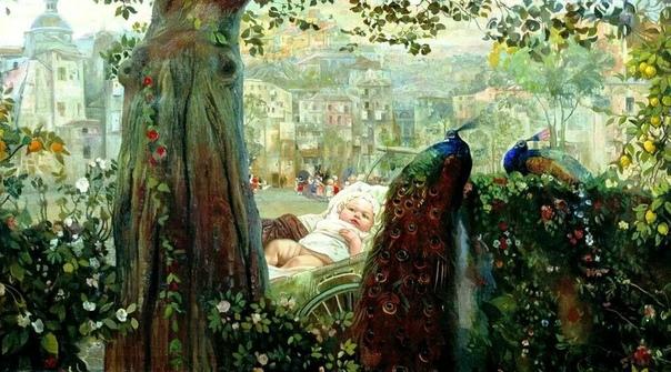Художник Исаак Бродский. В 1937 году на Всемирной выставке в Париже картина художника Бродского получила Гран-при. Всё бы ничего, но главной награды выставки удостоилось монументальное полотно