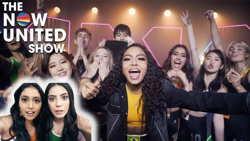 The Making of Paraná!! - S2E16 - The Now United Show