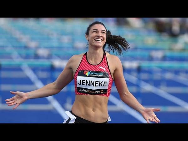 olympic hurdler jenneke - HD1284×856