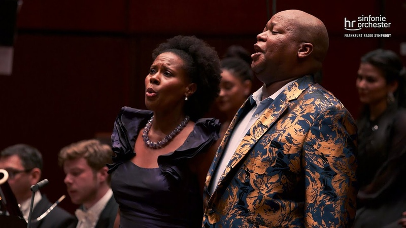 Gershwin Porgy and Bess Excerpts ∙ hr Sinfonieorchester ∙ Cape Town Opera Chorus ∙ Orozco Estrada