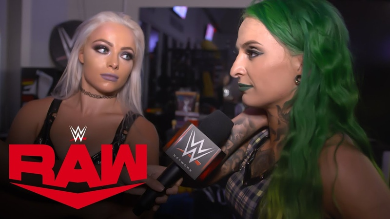 The Riott Squad knows there's work to be done WWE Network Exclusive Aug 3 2020