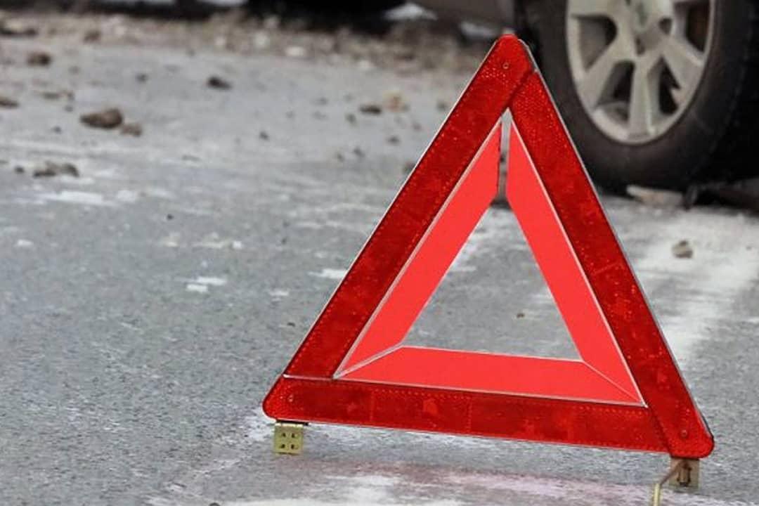 Около Антиповки произошло дорожно-транспортное происшествие, в котором пострадал один водитель