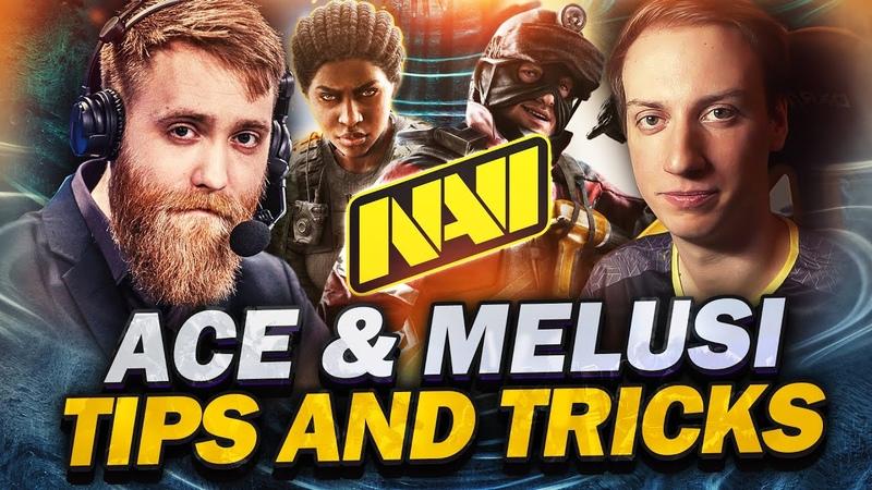 Фишки за ACE и Melusi от NAVI neLo и z1ronic