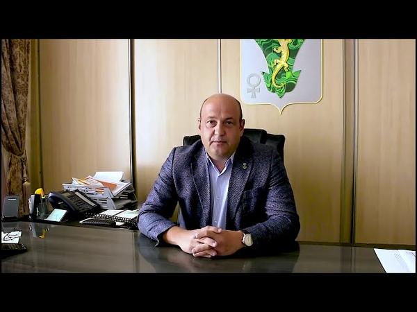 Константин Поспелов. Глава Полевского городского округа