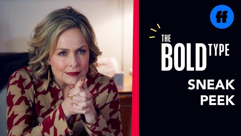 The Bold Type Season 4 Finale Sneak Peek Jacqueline Jane Discuss Scarlet's Future Freeform