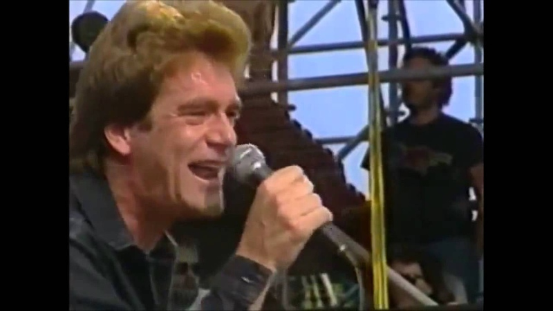 Power of Love Live Huey Lewis and the News 1985