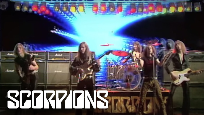 Scorpions Sails Of Charon Musikladen TV 16 01 1978