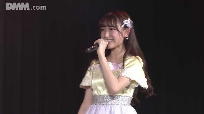 210121 NMB48 Stage BII5 2 Ban-me no Door (MC3 Renatan, Yuuka, Shinshin, Mion, Miichan, Karentan, Yuzu, Suuchan)