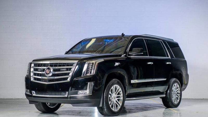 INKAS® Armored Cadillac Escalade SUV V1