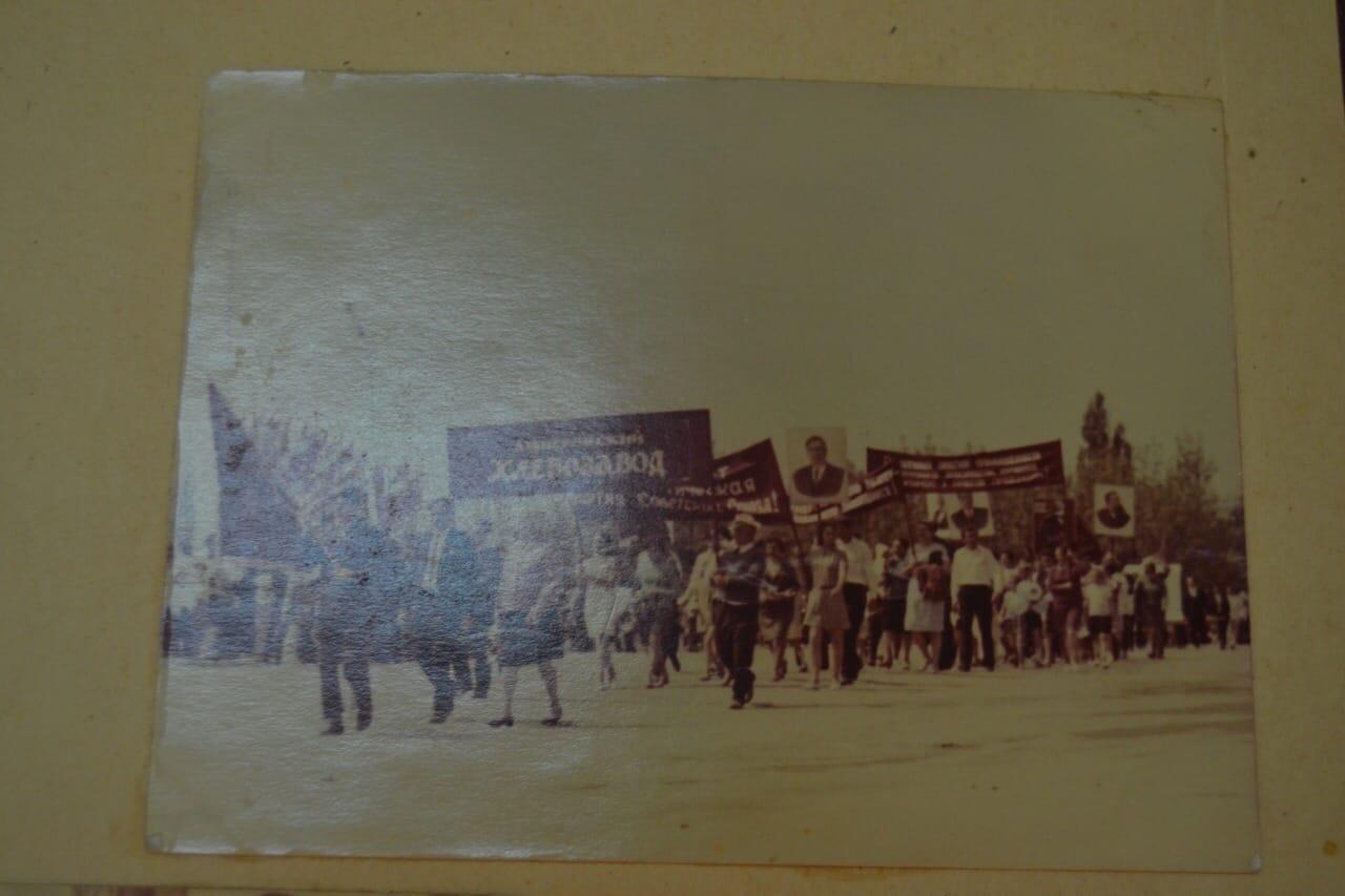 Выставка фотодокументов к 100-летию Комсомола Кубани