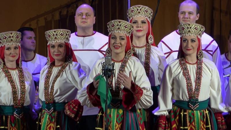 Концерт хора им М Е Пятницкого 27 ноября 2019 года в храме Христа Спасителя Москвы