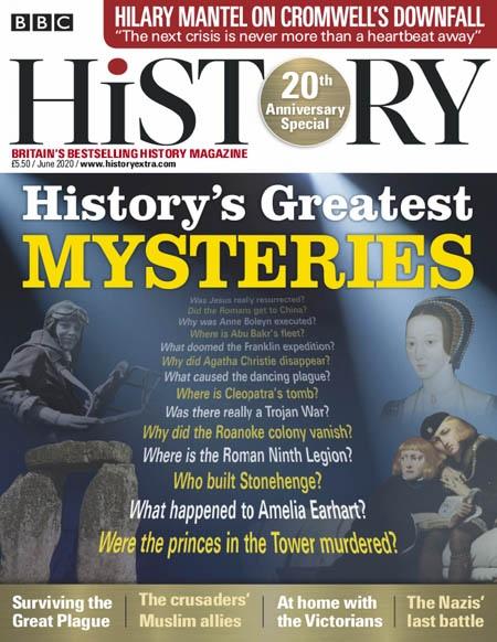 2020-06-01 BBC History Magazine
