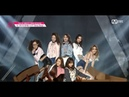 PRODUCE 101 Jessie J feat. Ariana Grande Nicki Minaj「Bang Bang」@ポジション評価ダンス
