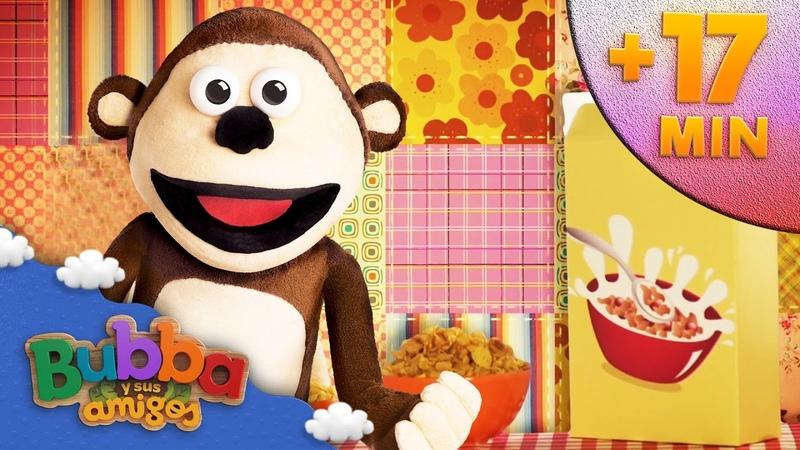 Mix Un día con Bubba Mono Bubba y sus amigos