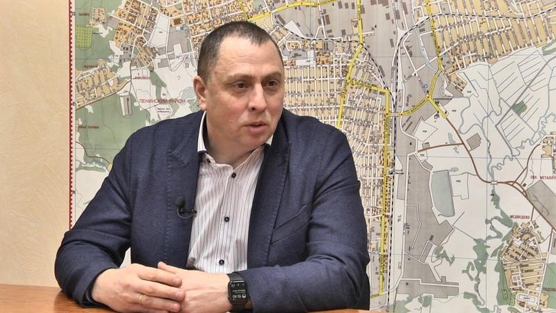 Почетный выпускник ИжГТУ 2021 интервью с В.В. Катаевым