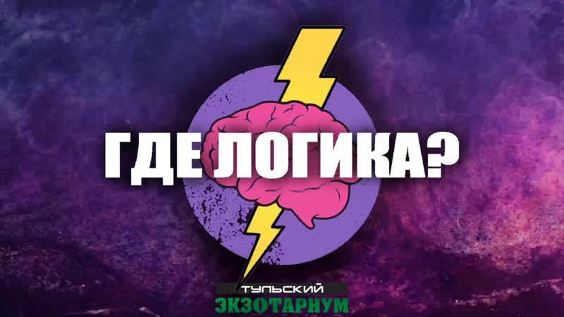 Викторина ГДЕ ЛОГИКА 18 06 2020