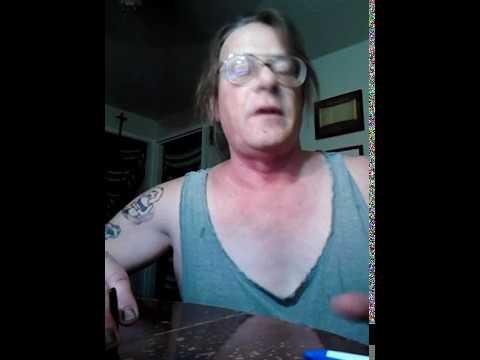 ALYSSON MANSON K683 WAKE BAKE NWO NEWS SHAME ON AMERICA BIG BLACK EYE FOR YOU
