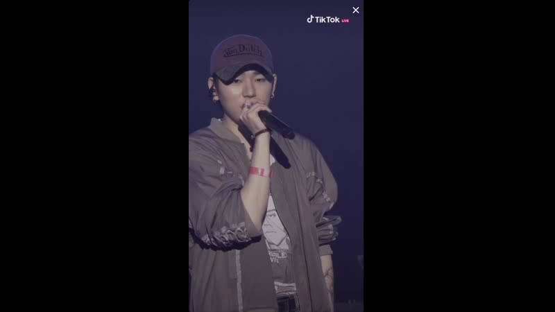 27 05 2020 ZICO TikTok Stage With HIPHOPPLAYA FULL Ver