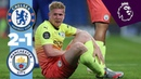 HIGHLIGHTS | Chelsea 2-1 Man City | Pulisic, De Bruyne, Willian