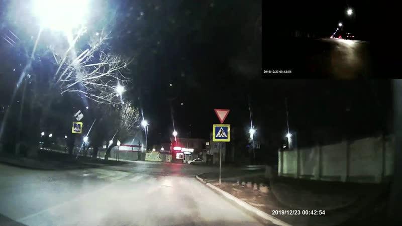 VID 2019 12 22 4 ft Lion King Busa Проверки на дорогах Заезд за Сеном