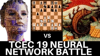 Remarkable Double Pawn Sac Brilliancy! || Highly Evolved Leela vs ScorpioNN || TCEC 19