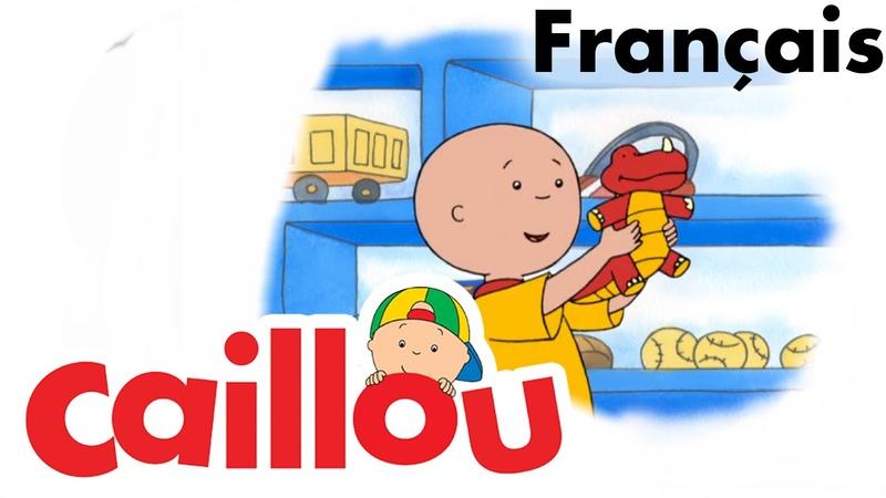 Caillou FRANÇAIS Voici mon adresse S03E13 conte pour enfant Caillou en Français