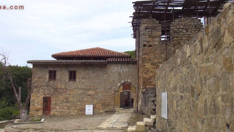 Монастырь Сурб-Хач, Monastery of Surb-Hach, 2013 г
