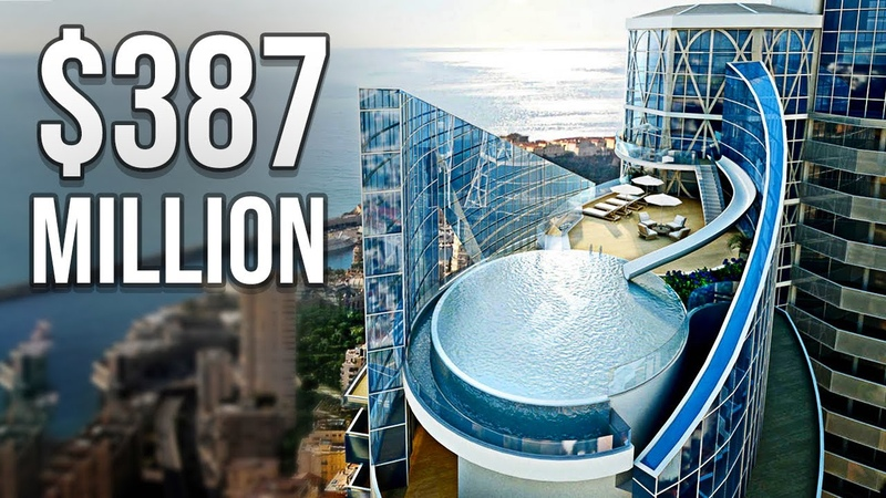 The $387 Million Penthouse In Monaco