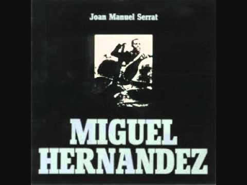 Joan Manuel Serrat Miguel Hernández 1972 1 Menos tu vientre