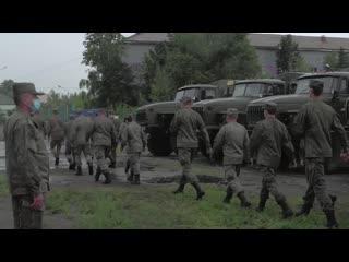 Военные врачи Минобороны России завершили работу в полевом госпитале в Кызыле