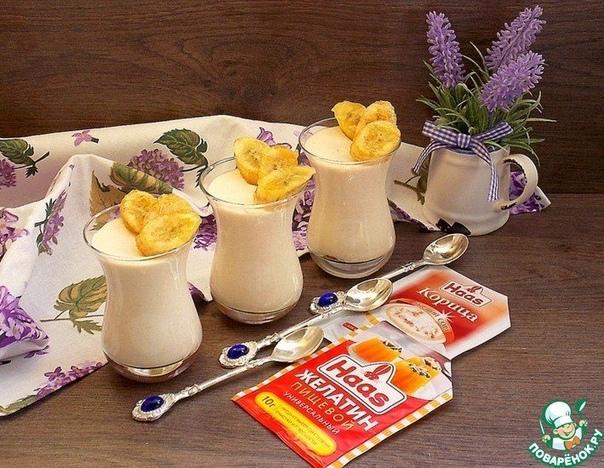 Восхитительный Десерт из ряженки