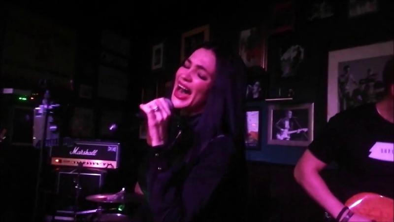 Елена Гончарова и кавер группа G.N.Band (Воронеж) - мировые поп, рок хиты. Live 2020