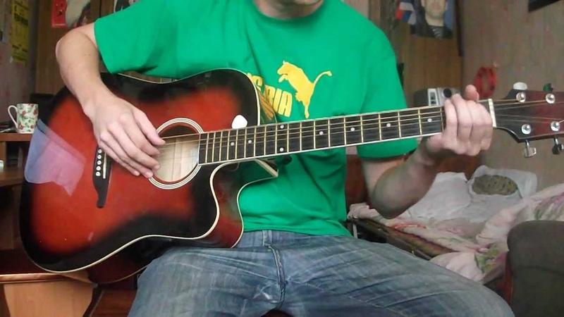 Zero Tolerance - Main Theme (Fingerstyle Guitar Cover)