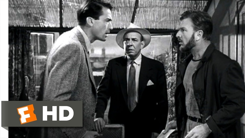 Roman Holiday 10 10 Movie CLIP Where's the Story 1953 HD