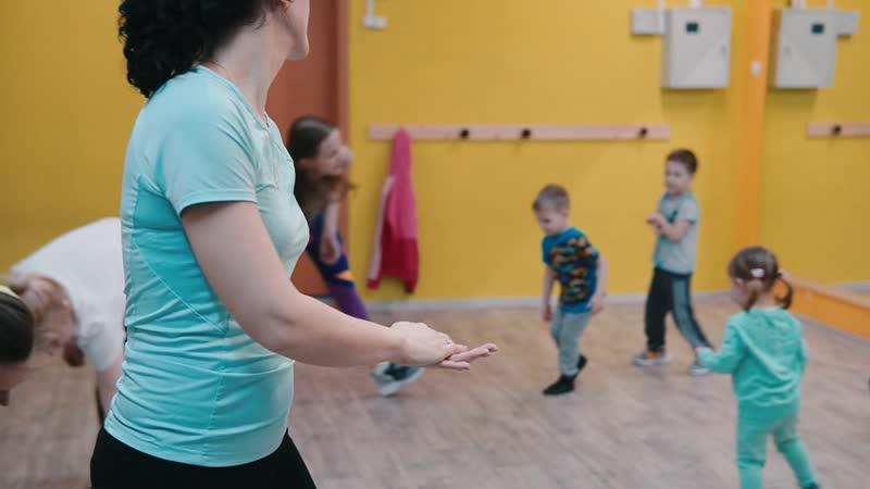 Семейный фитнес-праздник)