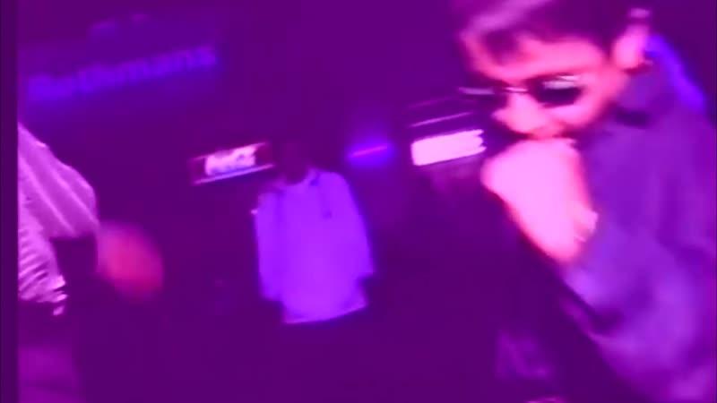DJ SIX TAPE Disturbance