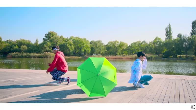 [Hyuk Video] 펜타곤 - 청개구리 ⁄ Pentagon - Naughty Boy ⁄ 댄스팀 이너스 inners ⁄ K-Pop Cover Dance 커버댄스 14.10.2018