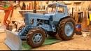 Руководство пользователя к модели трактора МТЗ 82 с малой кабиной