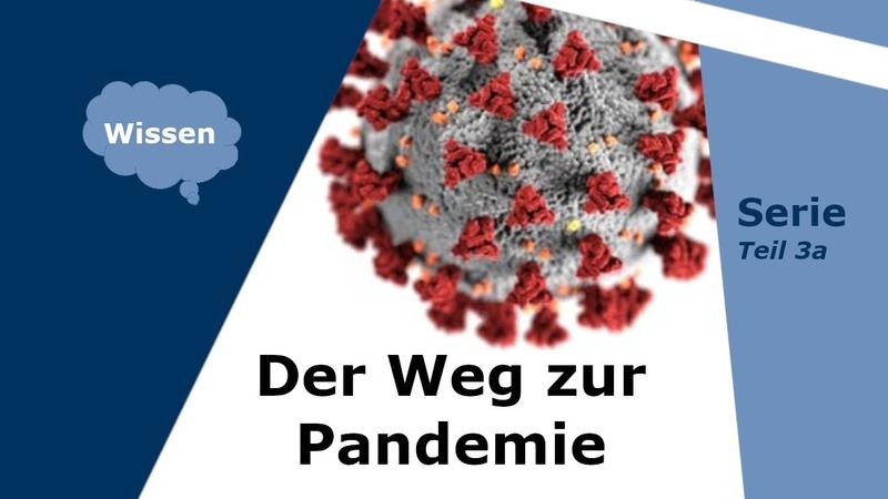 "Teil 3a Der Weg zur Pandemie! - Phase 1 Beginn ""Anschlag"" am 11. September 2001"