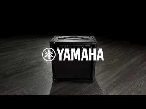 Yamaha GA 15II Guitar Amp Gear4music demo