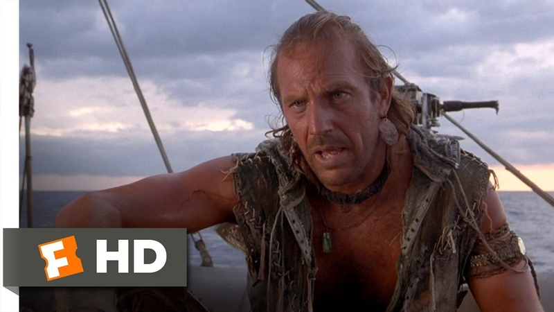 Waterworld (1010) Movie CLIP - Catch of the Day (1995) HD