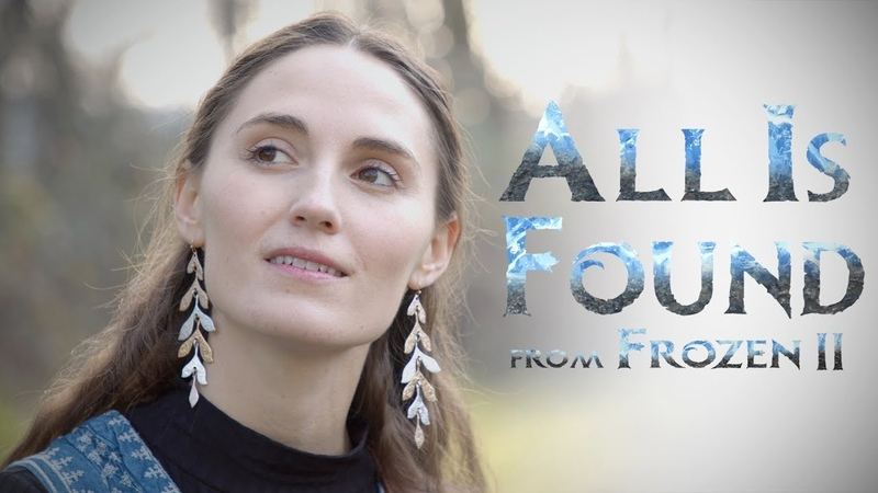 All Is Found from Frozen 2 Kacey Musgraves The Hound The Fox